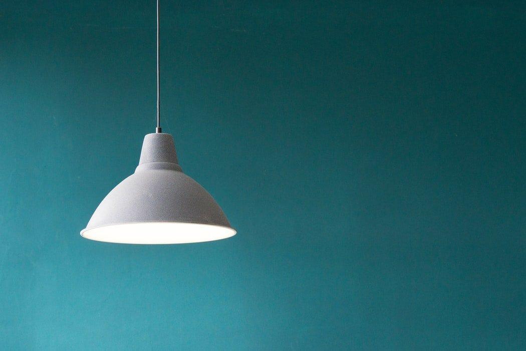 lamp landscape